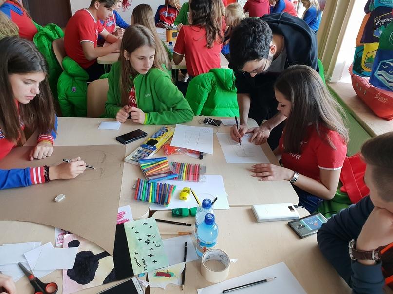 Осенние «Дни Аниматики» в Артеке были приурочены к Международному дню Анимации