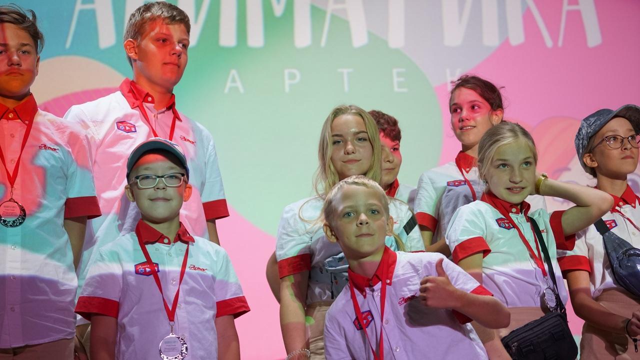 Проект «Аниматика» объявляет новый конкурс детских анимационных фильмов