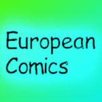 Европейские комиксы с Ариной Безменовой