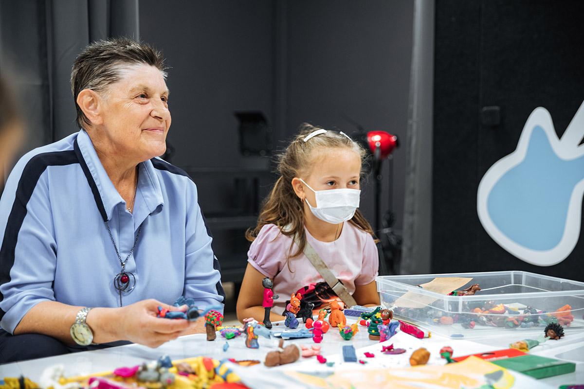 Благотворительный Фонд Константина Хабенского и киностудия «Союзмультфильм» открывают мультстудию на базе реабилитационного центра