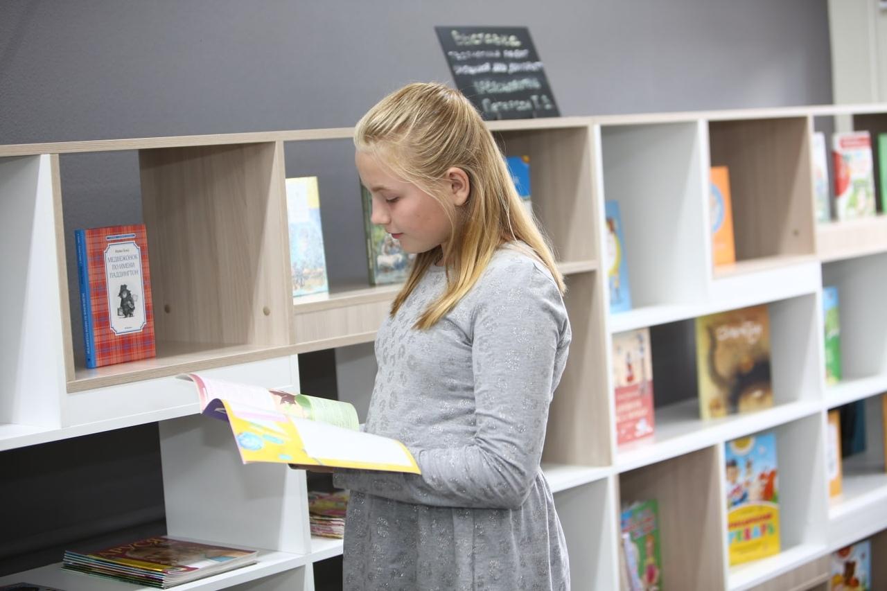При поддержке фонда «Вольное дело» в Хакасии открылась библиотека нового образца